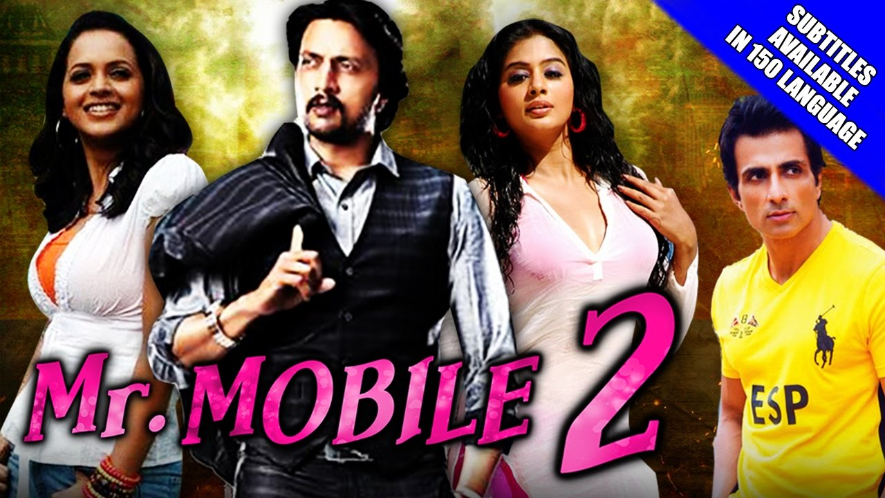 Mr. Mobile 2 (Vishnuvardhana) 720p Untouched Web-Dl AVC-AAC E-Subs [XMR] 1.4GB